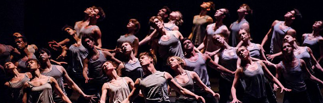 ROH Live Ballet: Within the Golden Hour / New Cherkaoui / Flight Pattern