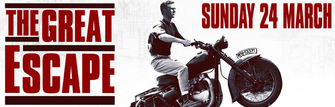 The Great Escape With Dan Snow: Gala Screening