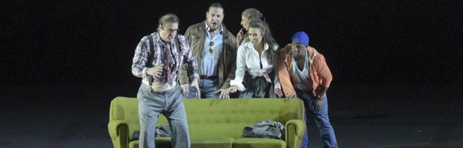 ROH Live Opera: Don Giovanni