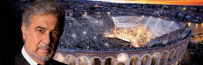 Placido Domingo 50th Anniversary Concert